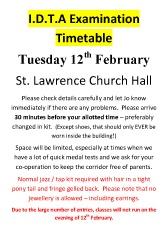 12-February-exam-notice