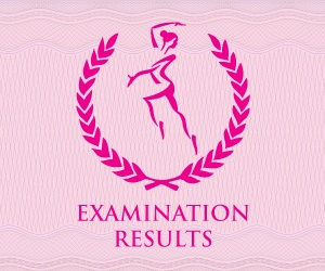 Joanna Mardon School of Dance - Examination Results
