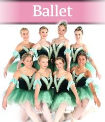 Exeter Ballet Dance Classes at Joanna Mardon School of Dance