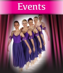 Joanna Mardon School of Dance - Events