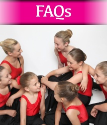 Joanna Mardon School of Dance - Frequently Asked Questions