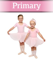 Joanna Mardon School of Dance - Uniforms - Ballet Primary