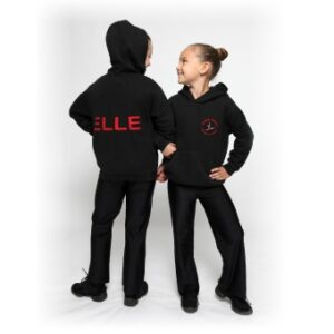 Exeter Ballet Class uniform hoodies Joanna Mardon School of Dance - Hoodies for all grades