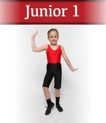 Joanna Mardon School of Dance - Uniforms - Jazz/Street Junior 1