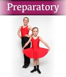 Joanna Mardon School of Dance - Uniforms - Tap Preparatory
