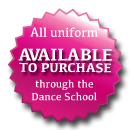 Joanna Mardon School of Dance Uniform purchase badge