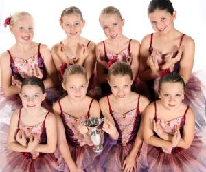 Joanna Mardon School of Dance - Dance Show 2011