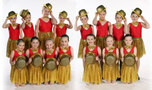 Exeter Tap Dance Classes - Young tap dancers from Joanna Mardon School of Dance