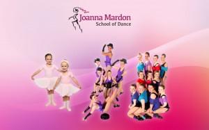 Joanna Mardon School of Dance - new website coming soon