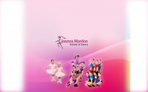 Joanna Mardon School of Dance website coming soon