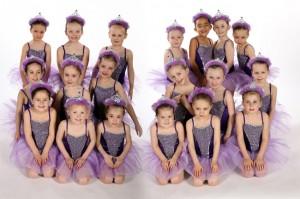 Exeter Ballet classes for Primary School girls at Joanna Mardon School of Dance