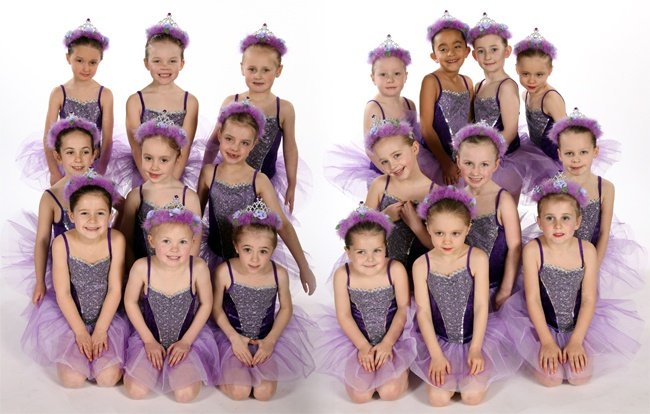 Joanna Mardon Love to Dance Show 2012 Classical Primary Senior Dancers