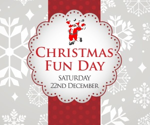 Joanna Mardon Christmas Fun Day 2012 Change of date