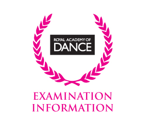 Exeter Ballet Class Royal Academy of Dance Association examination information