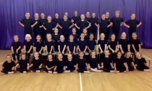 Joanna Mardon School of Dance 2013 Summer School Group Photo