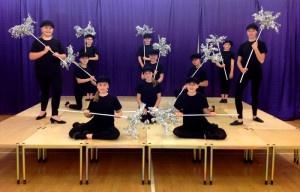 Joanna Mardon Summer School 2013 Mary Poppins performance
