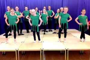Joanna Mardon Summer School 2013 Shrek performance