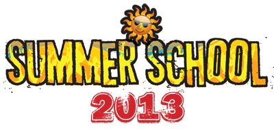 Joanna Mardon School of Dance Summer School 2013 logo