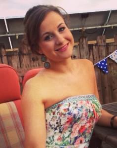 Maddie Jones, Joanna Mardon School of Dance Student