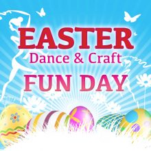 Easter Fun Day Tuesday 8th April-Dance and Chocolate!