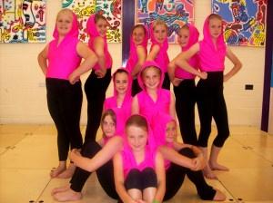 Exeter Dance Summer School magenta street dancers