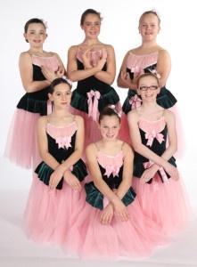 Exeter Ballet school students from Joanna Mardon School of Dance