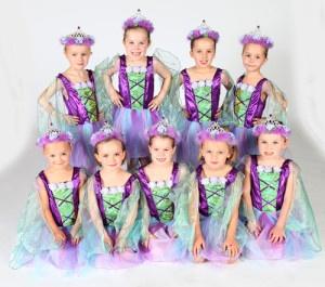 Exeter Ballet classes for primary students Joanna Mardon School of Dance