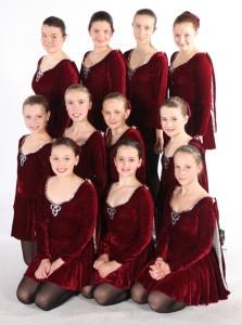 Exeter Tap dance school Senior students Joanna Mardon School of Dance