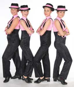Exeter Tap dance classes students at Joanna Mardon School of Dance