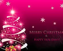 Wishing all students and their families a wonderful Christmas from Jo and staff