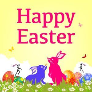 Happy Easter from Joanna Mardon School of Dance