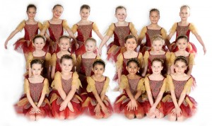 Exeter Ballet Lessons Pupils from Joanna Mardon School of Dance