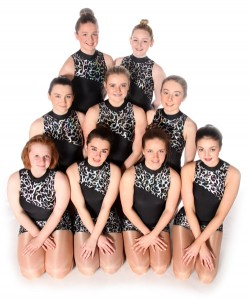 Exeter Street Dance lessons Pupils from Joanna Mardon School of Dance