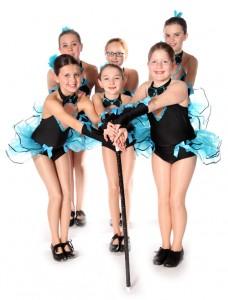 Exeter Tap Dance Grade 2 Pupils from Joanna Mardon School of Dance