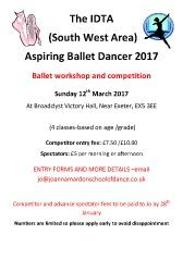 Exeter Aspiring ballet Dancer 2017 pdf download