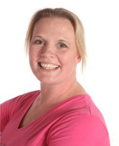 Charmaine Tyner, Ballet instructor at Joanna Mardon School of Dance, Exeter, Devon