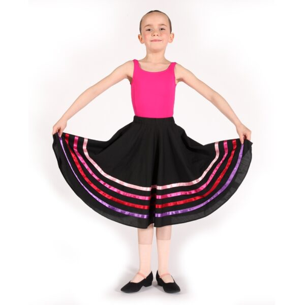 Ballet Grade 1 Character Skirt Joanna Mardon School of Dance