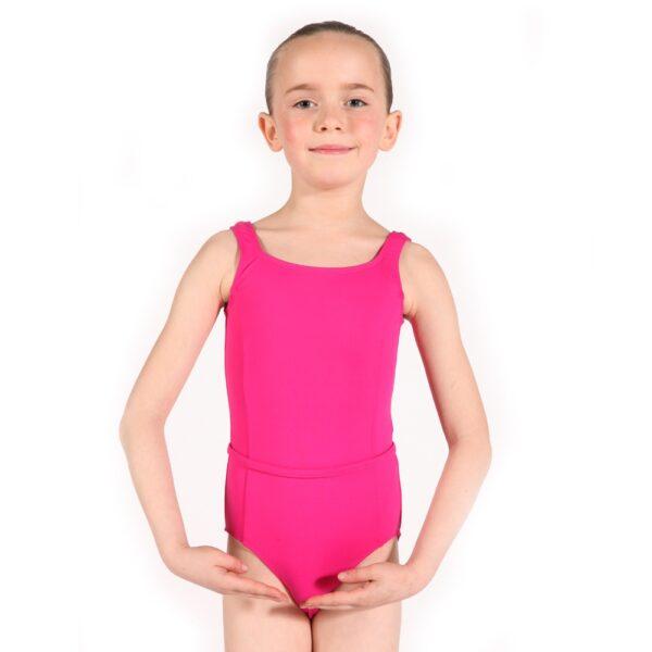 Ballet Grade 1 Mulberry Leotard Joanna Mardon School of Dance