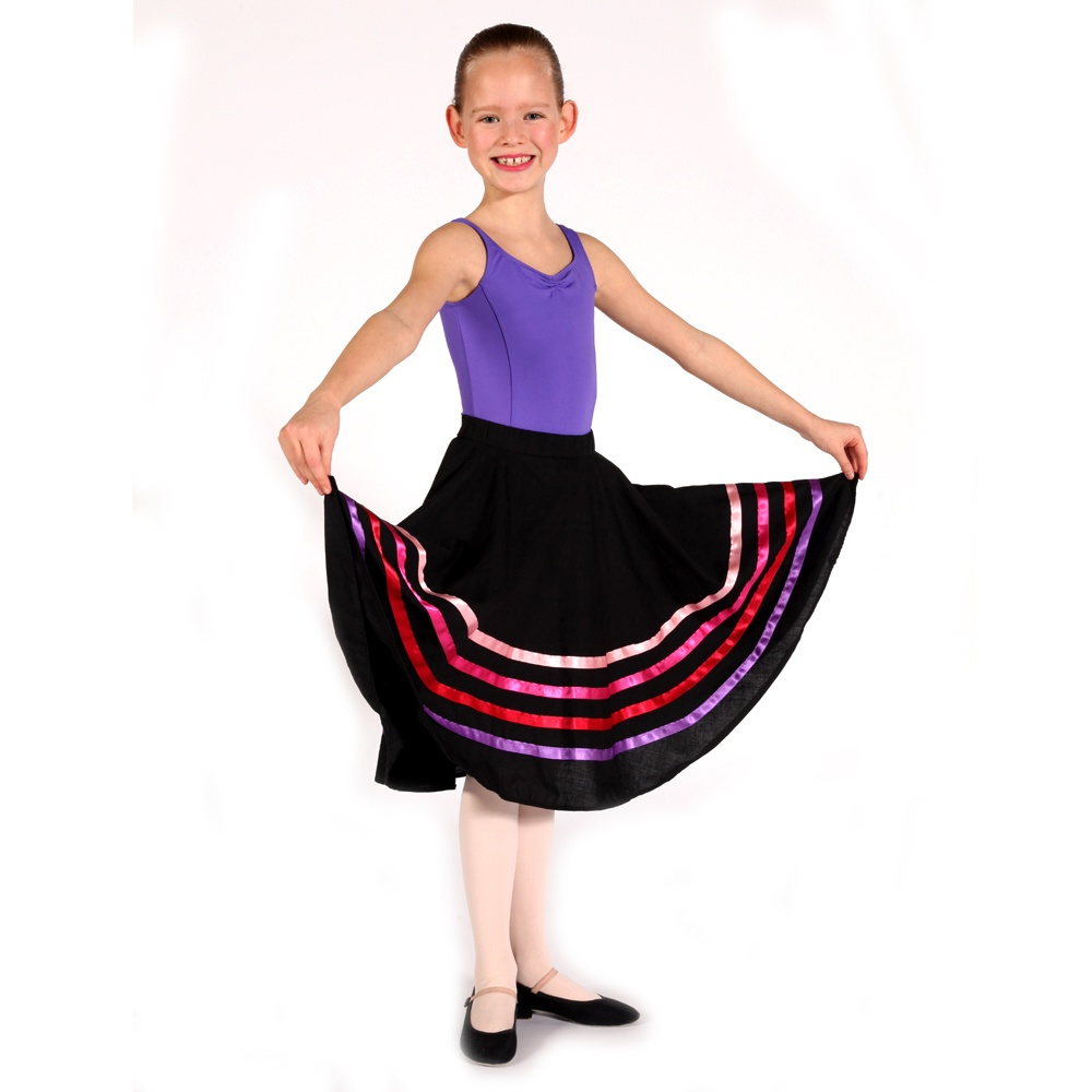 Ballet Grade 2-3 Character Skirt Joanna Mardon School of Dance