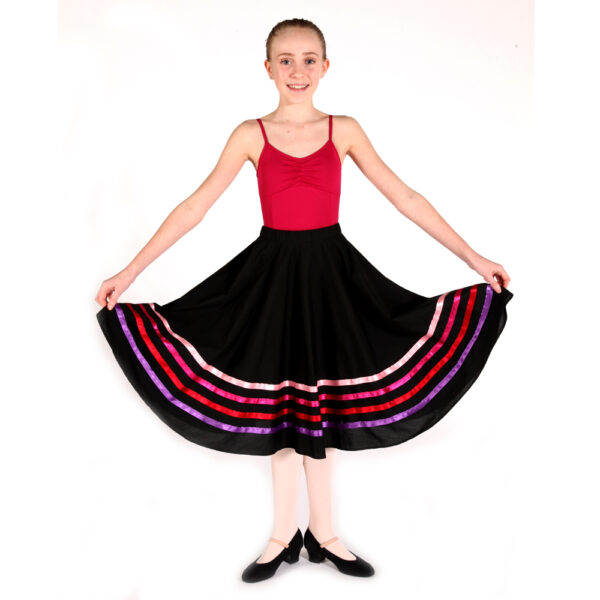 Ballet Grade 4 Uniform with Character Skirt Joanna Mardon School of Dance