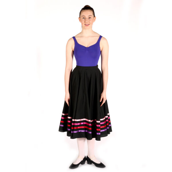Ballet Grades 6-8 Uniform with Character Skirt Joanna Mardon School of Dance