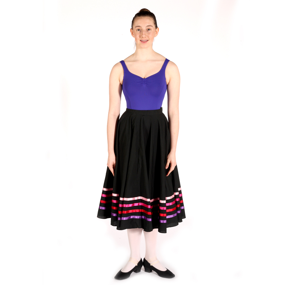 Ballet Grades 6-8 Uniform with Character Skirt Joanna Mardon School of Dance