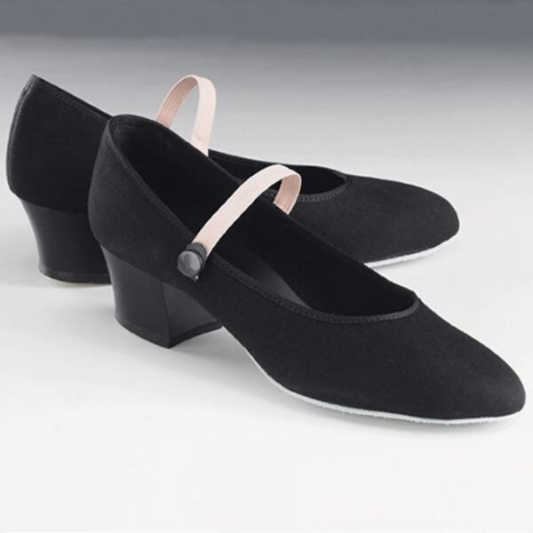 Cuban Heeled Ballet Grades 2-8 Character Shoes Joanna Mardon School of Dance
