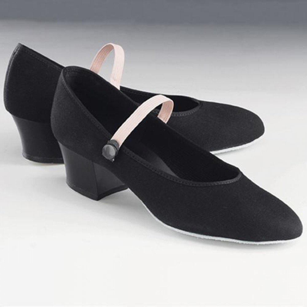 Cuban Heeled Ballet Grades 2-8 Character Shoes Joanna Mardon School of Dance