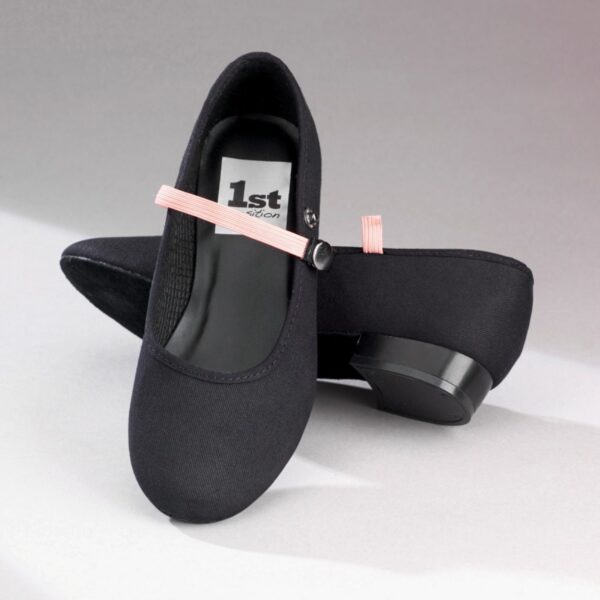 Low Heel Ballet Character shoes Joanna Mardon School of Dance