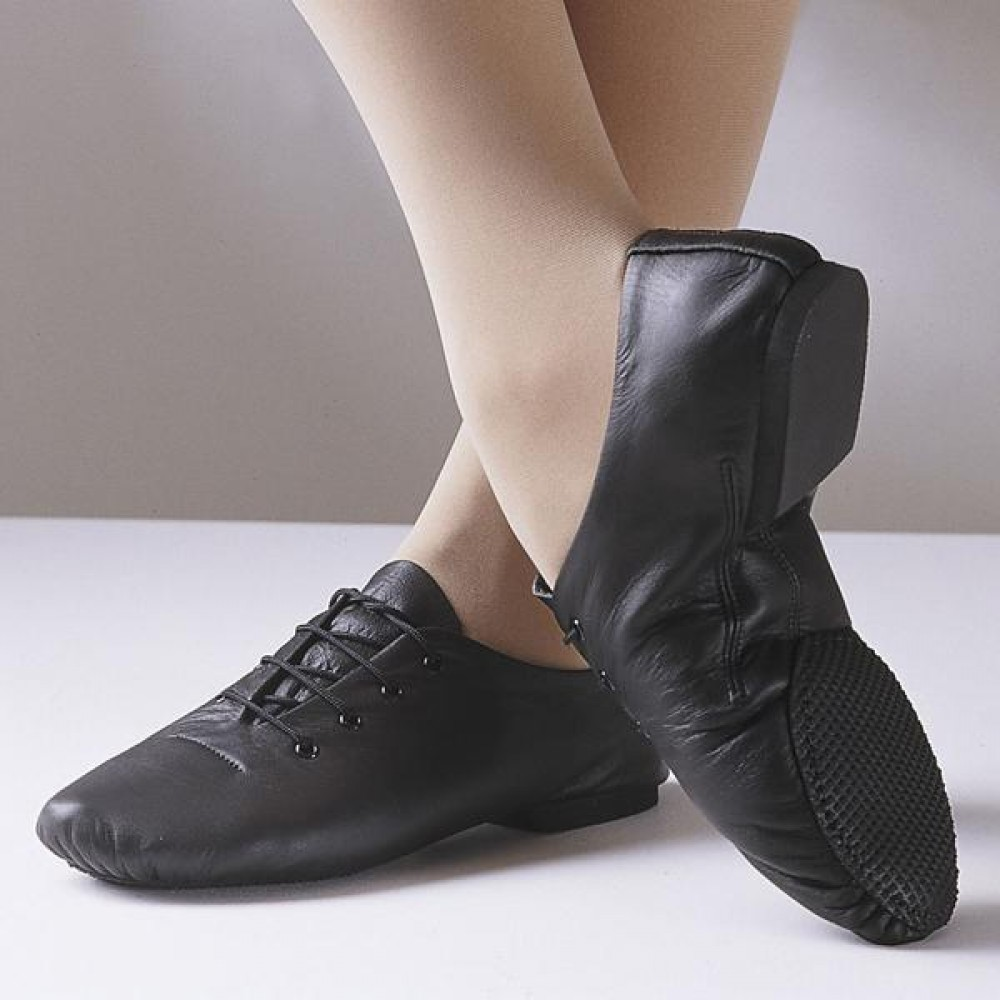 Split-sole Leather Jazz Shoe Joanna Mardon School of Dance