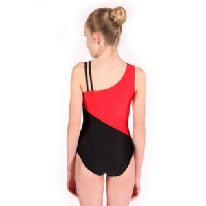 Tap Grades 3+ Leotard back view Joanna Mardon School of Dance