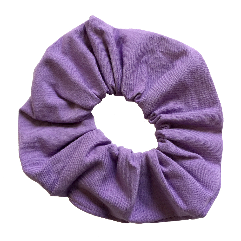 Lavender Scrunchie for Ballet Grade 2 & 3 Joanna Mardon School of Dance