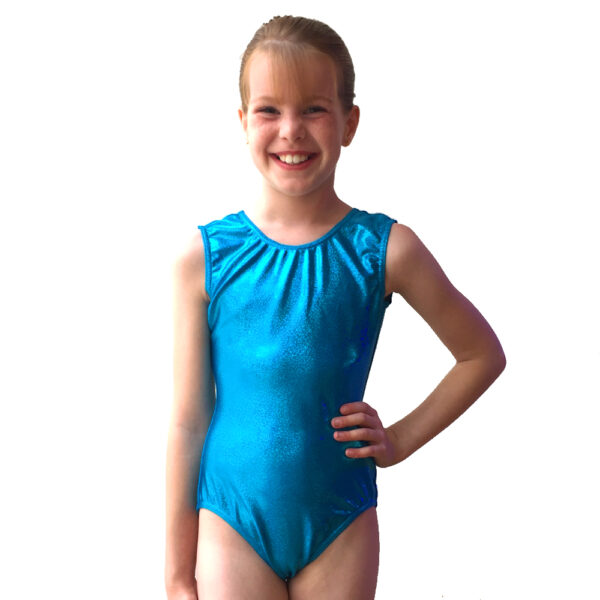 Junior Leotard Joanna Mardon School of Dance