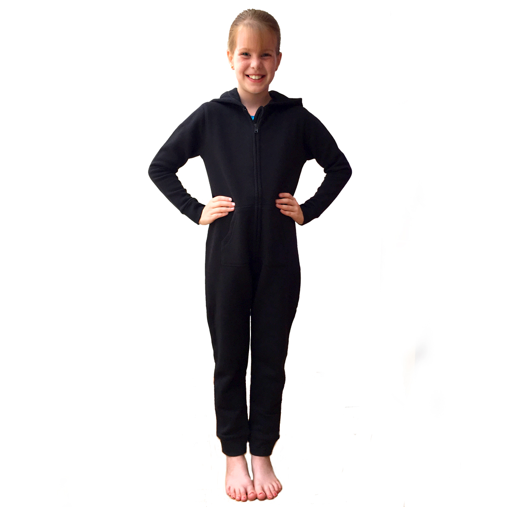 Onesie Front Joanna Mardon School of Dance logo